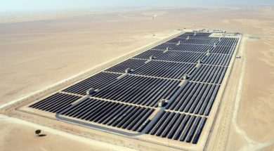 JinkoSolar Commissioned the World's Largest[1] Solar Project in Abu Dhabi