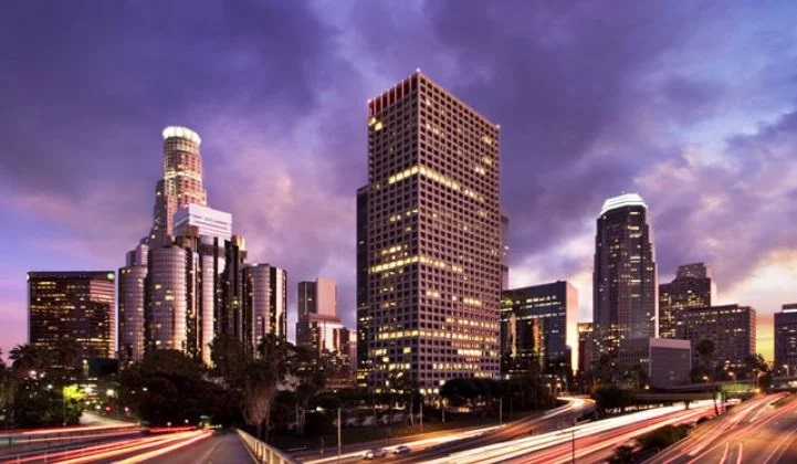 L.A. Looks to Break Price Records With Massive Solar-Battery Project