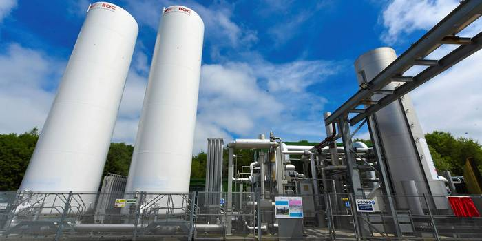 Liquid-air storage offers cheapest route to 24-hour wind and solar