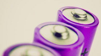 27004468 – vintage looking batteries cells