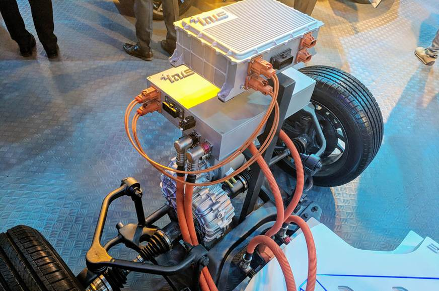 Mahindra open to partnership to manufacture EV batteries in India