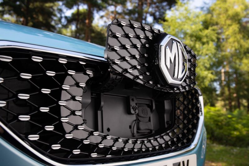 MG says sales of full battery electric car to begin in September