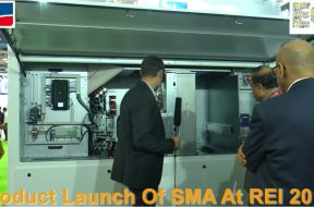Product Launch of SMA at REI 2018