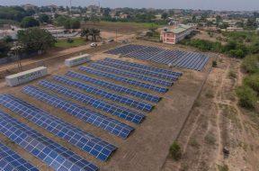 REDAVIA Solar Farm at RMU