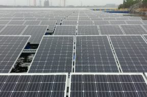 S. Korea to build world's largest floating solar farm