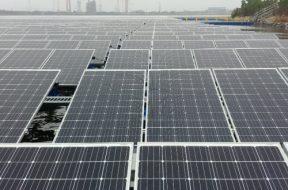 S. Korea to build world's largest floating solar farm