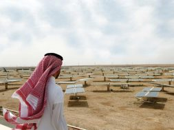 Solar-energy club boosted by Saudi Arabia's entry