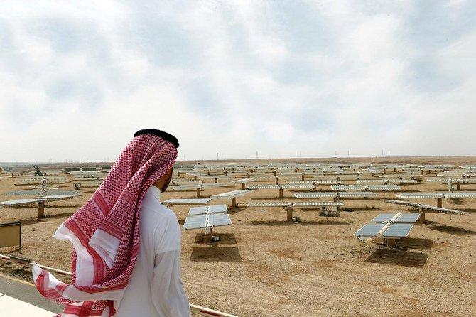 Solar-energy club boosted by Saudi Arabia's entry
