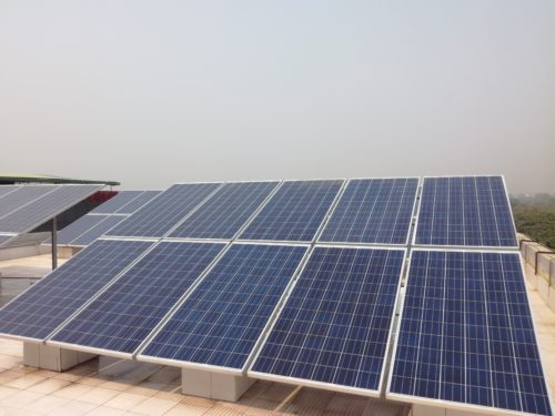 Solar panels to come up on farmlands in Delhi by year-end