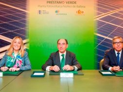 Spain- EIB and ICO sign a green financing deal with IBERDROLA for the largest photovoltaic power plant under construction in Europe, in Extremadura