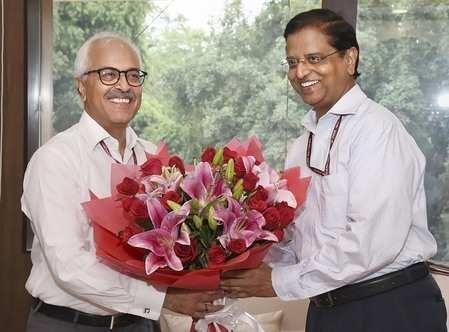 Subhash Chandra Garg takes over as new power secretary