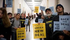 The Surprising Public Opinion Trends Behind the Green New Deal