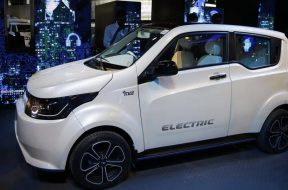 The budgetary measures can speed up India's plans to switch to electric vehicles