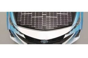 Toyota planning to use solar roof in its cars