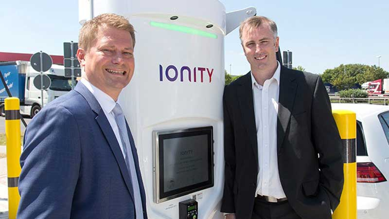 Tritium sees pipeline of $200 million electric vehicle fast-charger sales