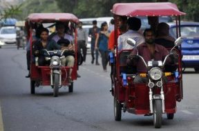 Uber and Sun Mobilty come together to deploy e-three wheeler in India