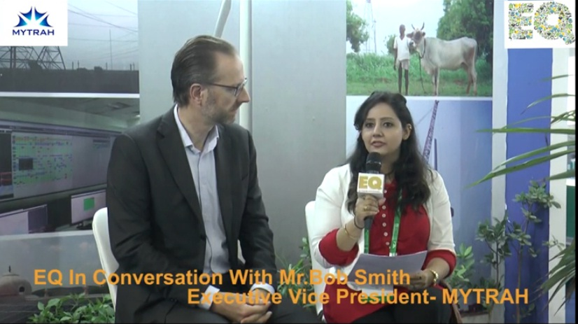 EQ in conversation with Mr. Bob Smith, Executive Vice President- MYTRAH