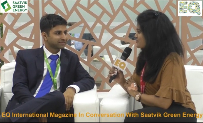 EQ in conversation with Saatvik Green Energy