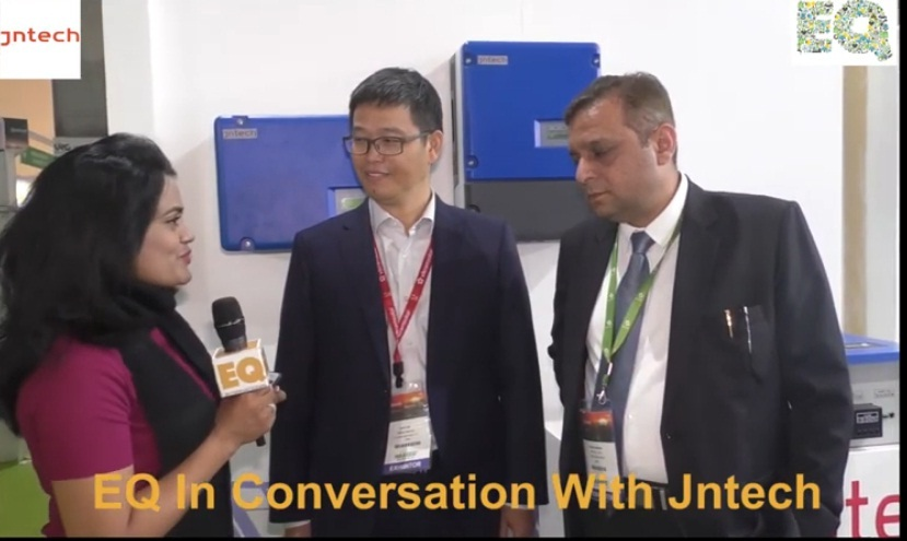 EQ in conversation with Jntech