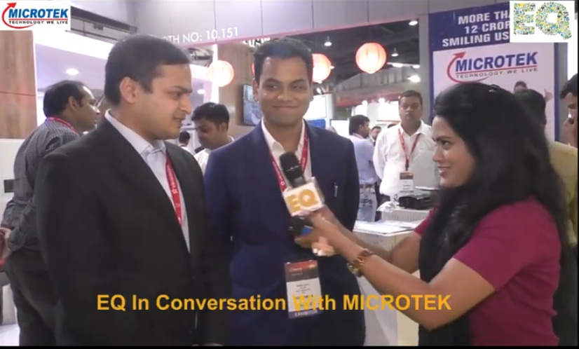 EQ in conversation with MICROTEK