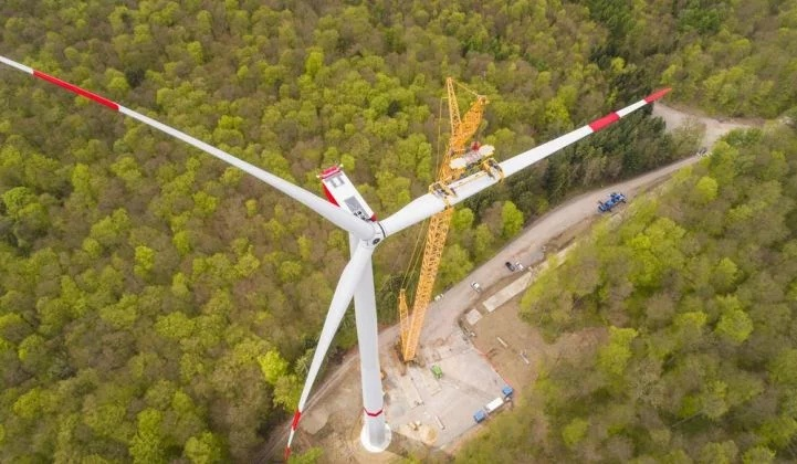 Drones and Crawling Robots Will Soon Be Inspecting Wind Turbines