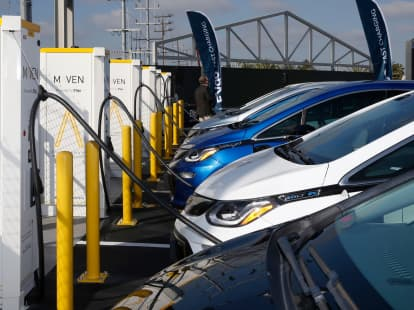 GM Tackles the Problem: Where Do I Charge My Electric Vehicle?