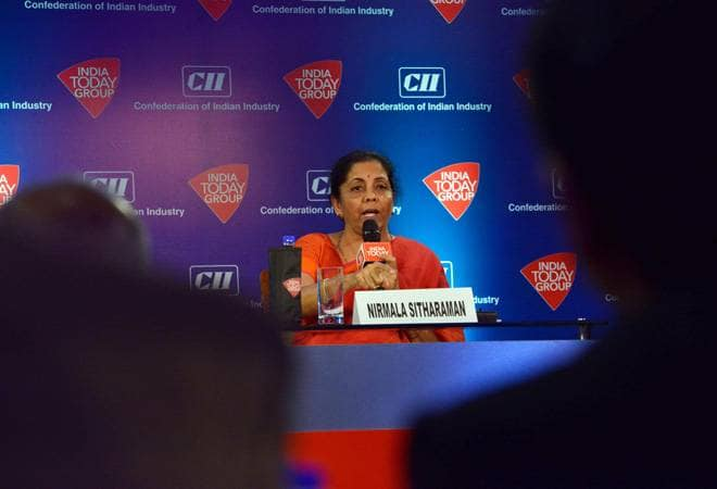 EVs to take precedence in public transport; cleaner systems to be incentivised, says FM Sitharaman