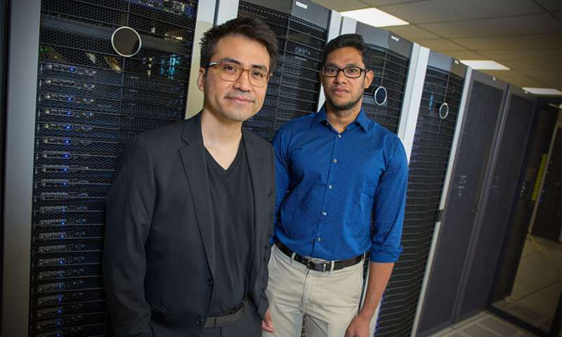 Taking charge: Researchers team up to make better batteries