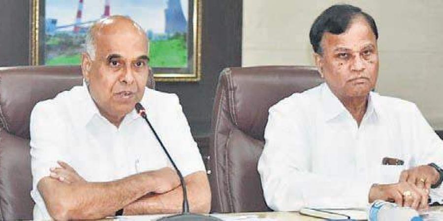 'Ready for any kind of probe': Telangana Transco and Genco CMD Prabhakar Rao