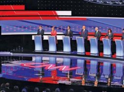 2020 US elections No Democrat candidate offers bold plan for climate action
