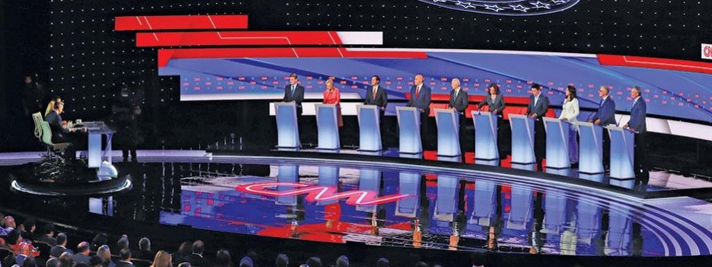 2020 US elections: No Democrat candidate offers bold plan for climate action