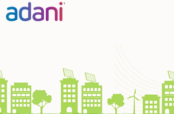 Adani Green commissions 100 MW capacity at Rajasthan project; stock down 1%
