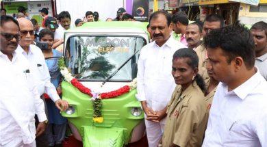 Amara Raja sets up EV battery swapping and charging stations in Tirupati