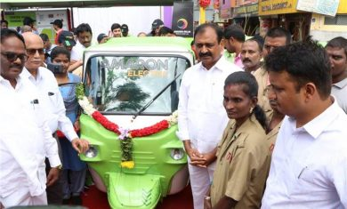 Amara Raja sets up EV battery swapping and charging stations in Tirupati