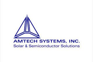 Amtech Announces New Order for Its 300mm HTR Furnace