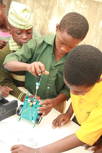 Azuri solar technology helps inspire Nigeria's future engineers