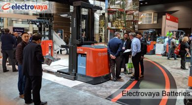 Electrovaya Announces Two Repeat Purchase Orders for Lithium Ion Batteries