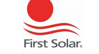 First Solar, Inc. Announces Second Quarter 2019 Financial Results