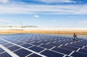 Floating Solar Gets Ready for the High Seas