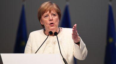 Germany's Merkel to stick to 'black zero' budget