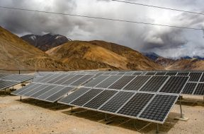 Government Plan For Rs 45,000 Crore, 7,500 MW Solar Energy Plant In Ladakh Runs Into Environmental Concerns