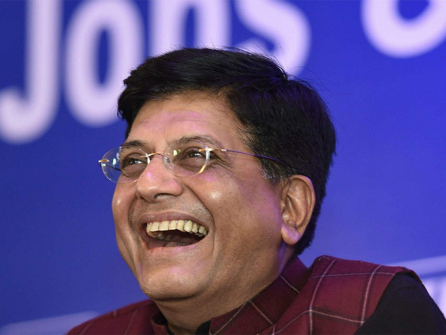 Govt has decided to achieve 100 per cent electrification of railway in 10 years: Goyal