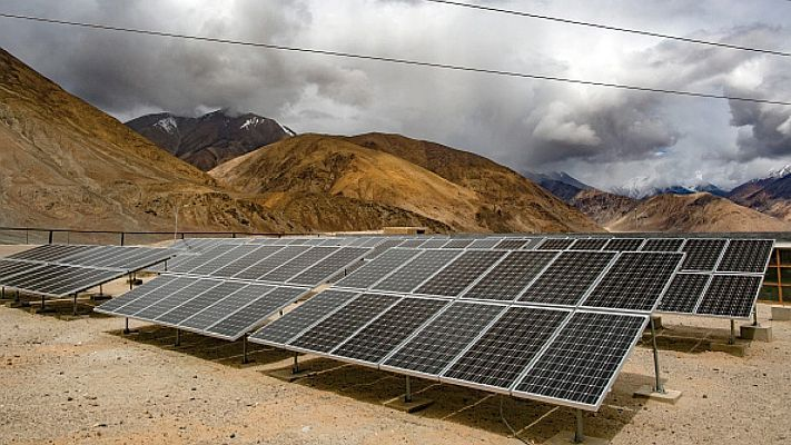 India's Largest Solar Park To Be Shifted Due To Environmental Concerns