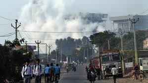 India Contributes to 15% of the World's Sulphur Dioxide Emissions-Study