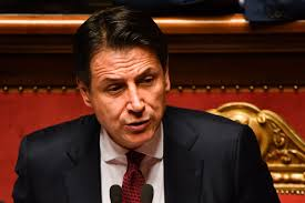 Italy leading fight against climate change- PM Conte
