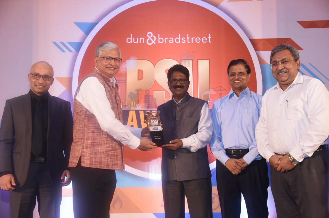 NTPC Awarded for Excellence in Power Generation