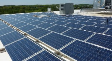 On the roof of CMBT metro station in Chennai, solar power plant installed now
