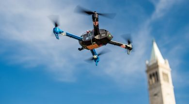 PV Cell-Powered Drone in the Offing