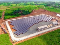 Sterling & Wilson commissions Nigeria's first solar storage hybrid plant to empower future generations of the nation