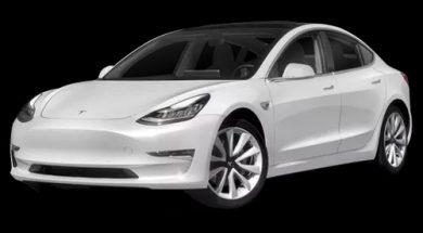 Tesla Model 3 = 3% of US Car Sales in 1st Half of 2019
